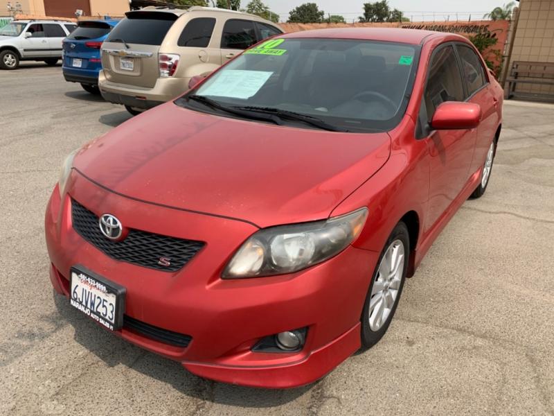Toyota Corolla 2010 price $8,598