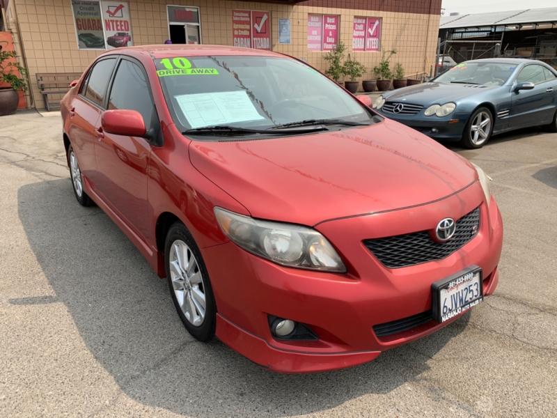 Toyota Corolla 2010 price $8,600