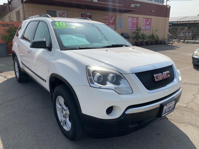 GMC Acadia 2010 price $9,998