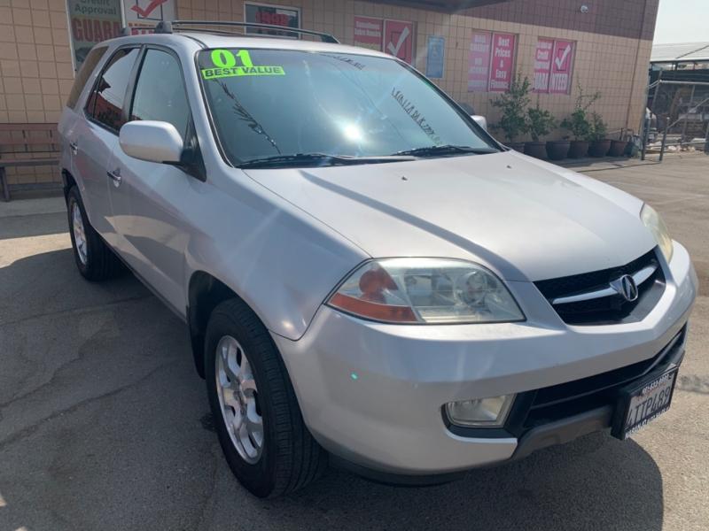 Acura MDX 2001 price $5,527