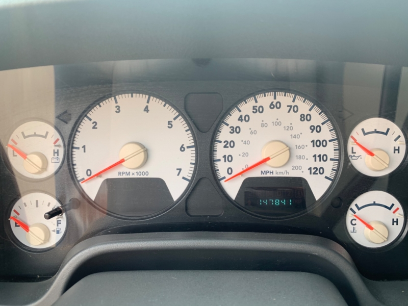Dodge Ram 1500 2006 price $11,998