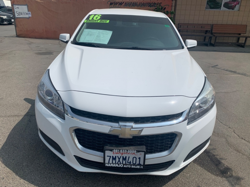 Chevrolet Malibu Limited 2016 price $13,141