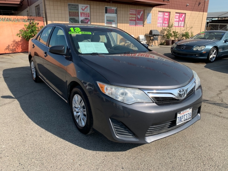 Toyota Camry 2013 price $10,451