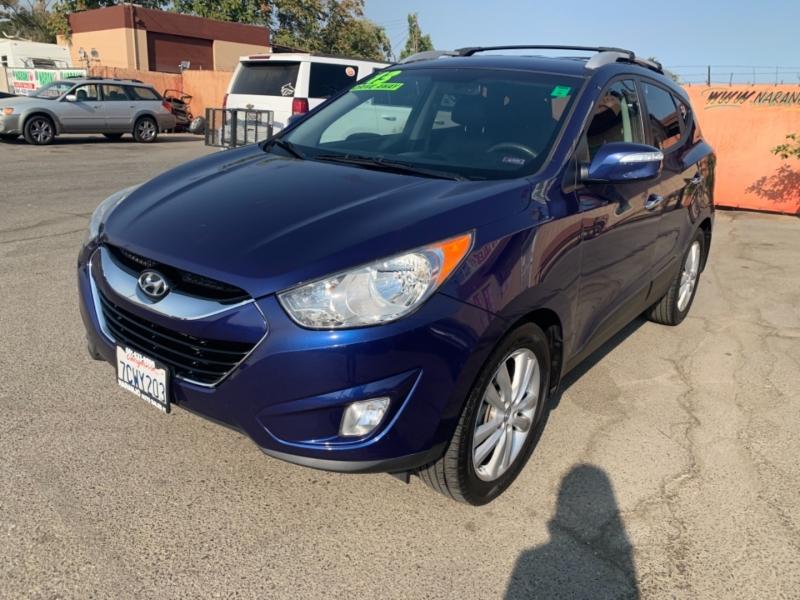 Hyundai Tucson 2013 price $11,997