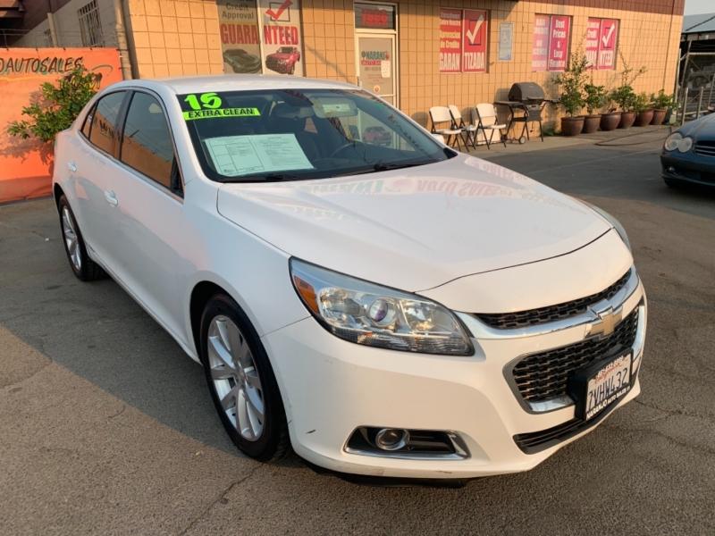 Chevrolet Malibu 2015 price $13,778