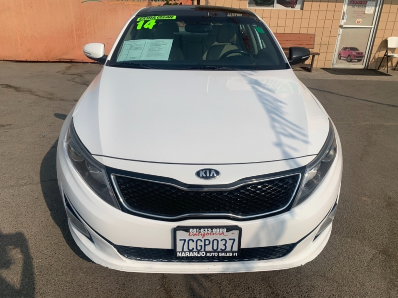 Kia Optima 2014 price $12,998
