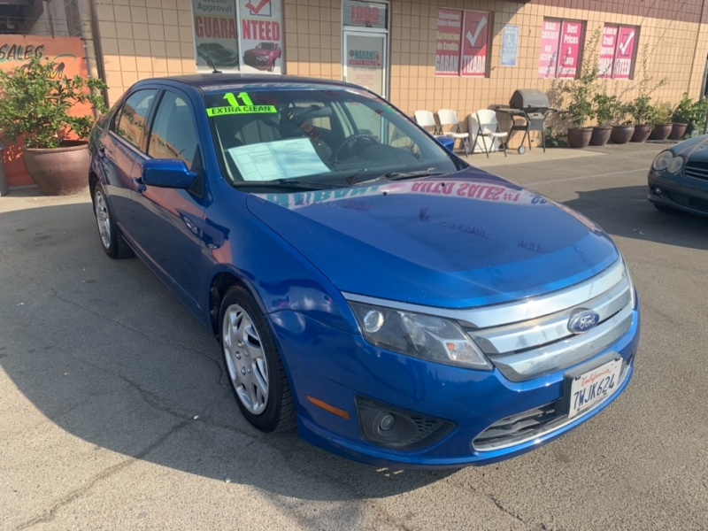 Ford Fusion 2011 price $6,765