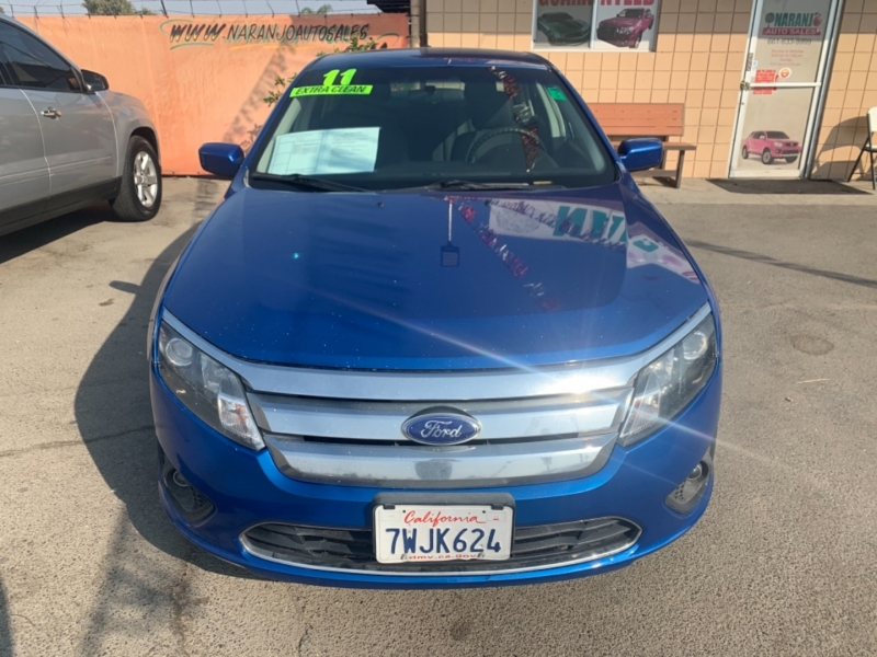 Ford Fusion 2011 price $6,681