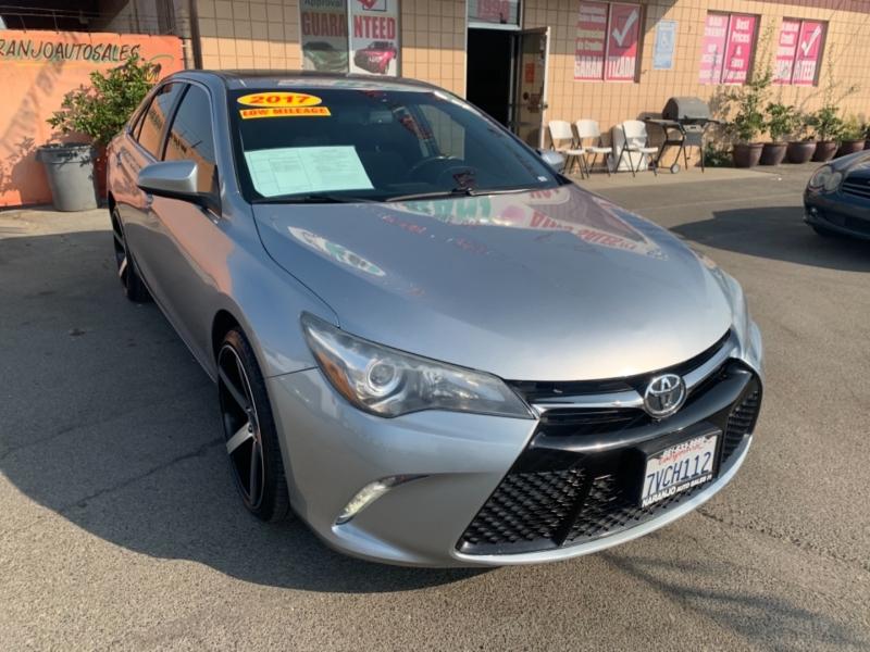 Toyota Camry 2017 price $18,821