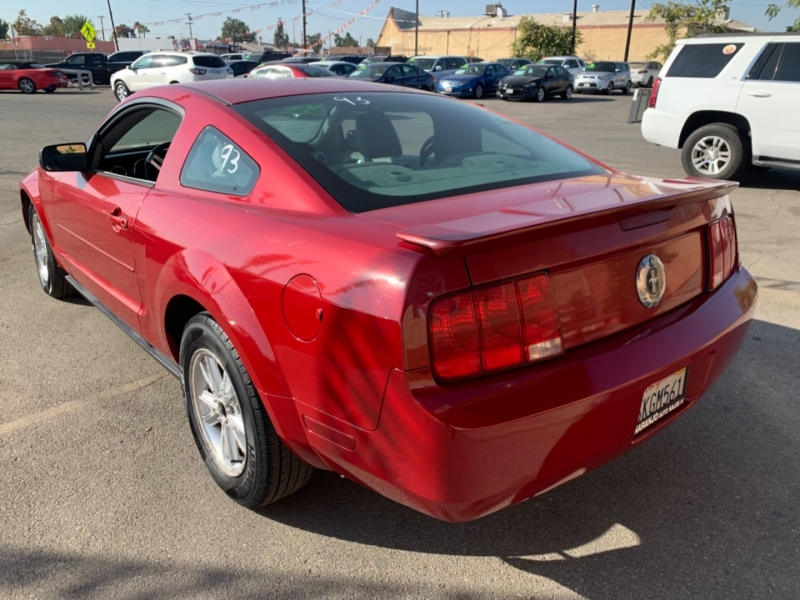 Ford Mustang 2008 price $9,978