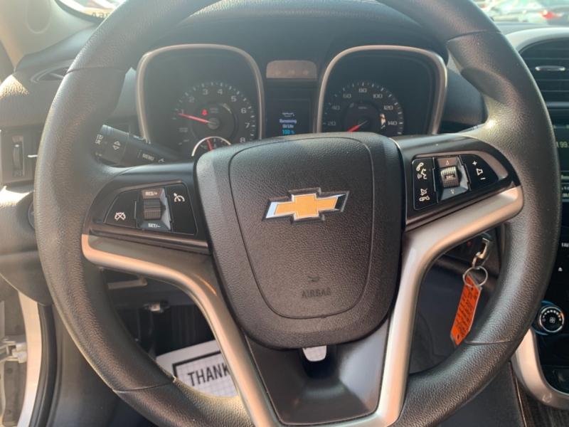 Chevrolet Malibu Limited 2016 price $11,780