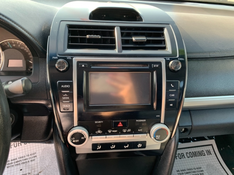 Toyota Camry 2012 price $10,363