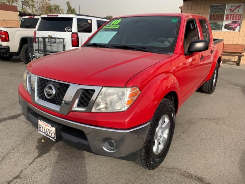 Nissan Frontier 2010 price $12,998