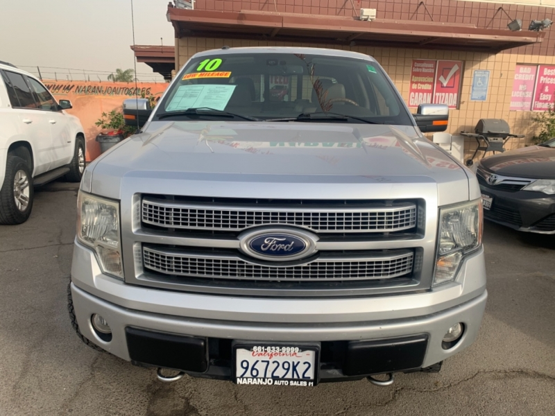 Ford F-150 2010 price $19,862