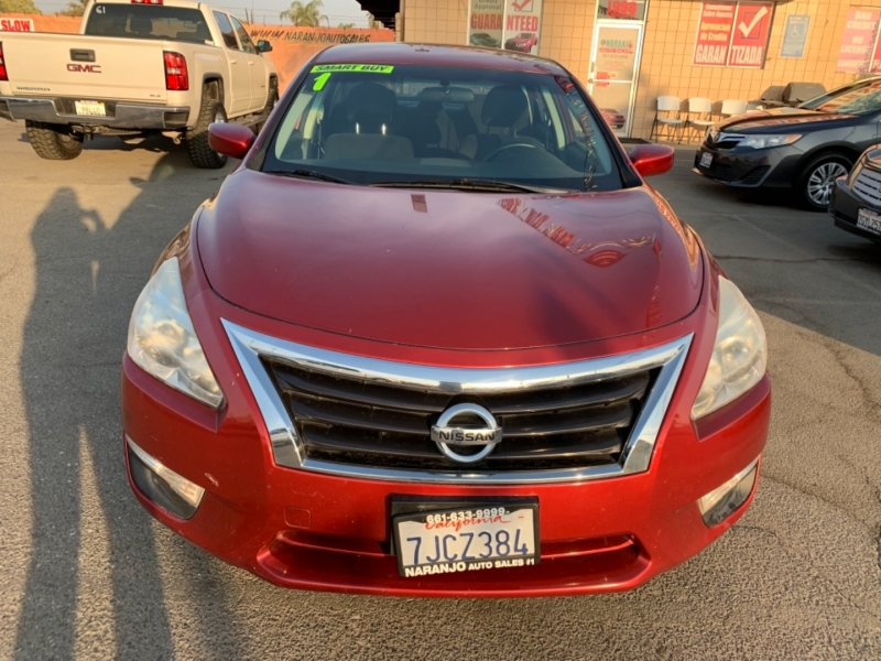 Nissan Altima 2015 price $11,864