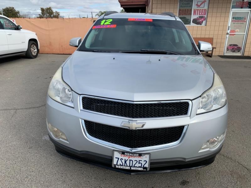 Chevrolet Traverse 2012 price $10,771