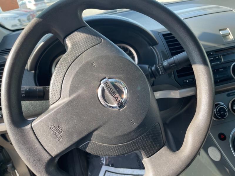 Nissan Sentra 2010 price $6,726
