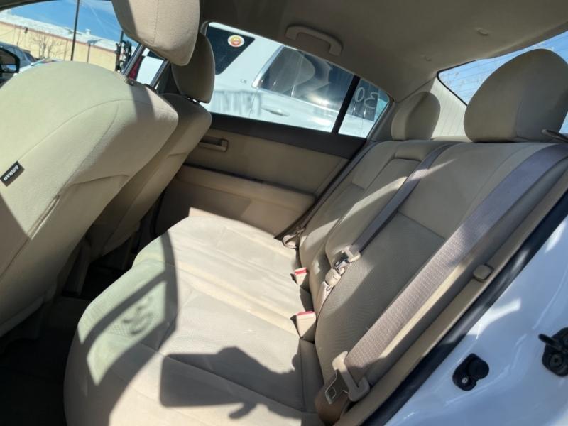 Nissan Sentra 2012 price $6,736