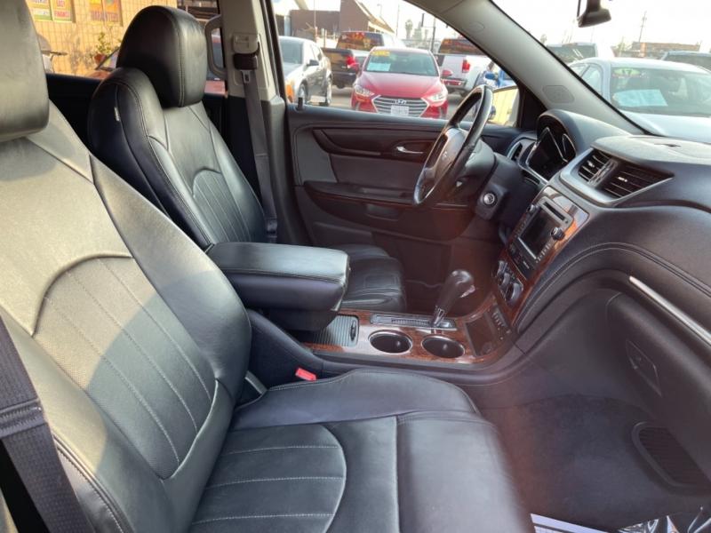 Chevrolet Traverse 2013 price $16,869