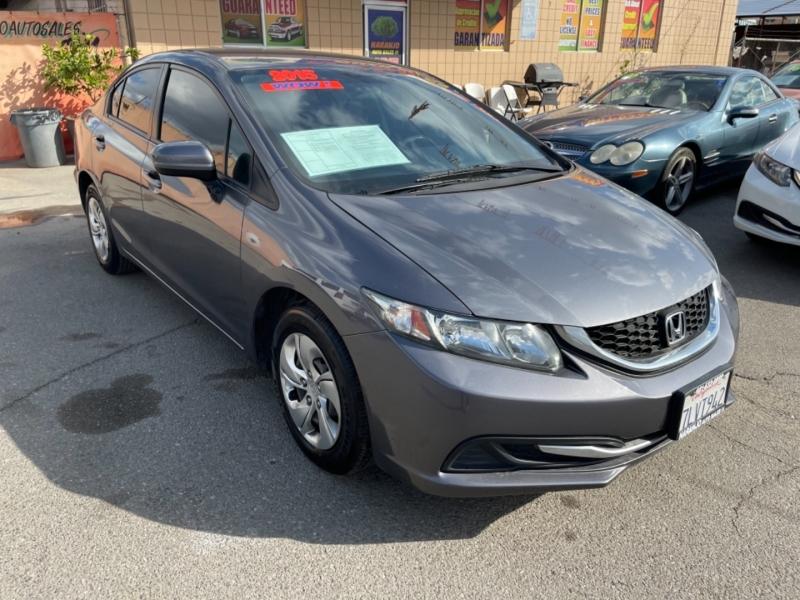 Honda Civic Sedan 2015 price $11,658