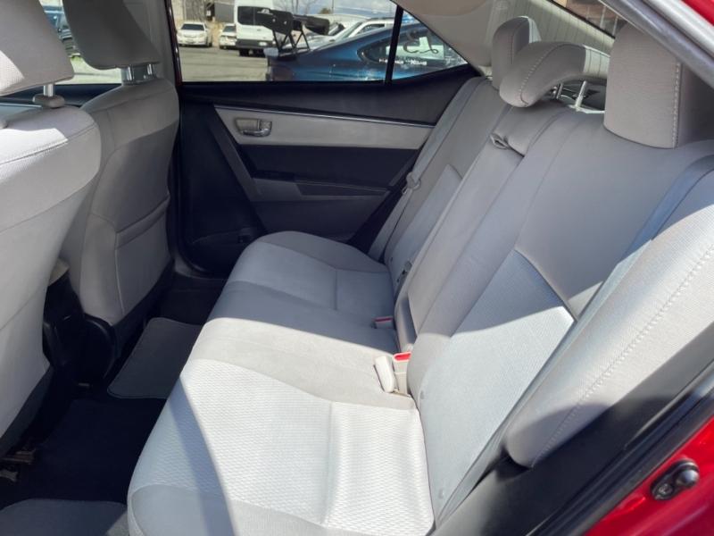Toyota Corolla 2016 price $11,998