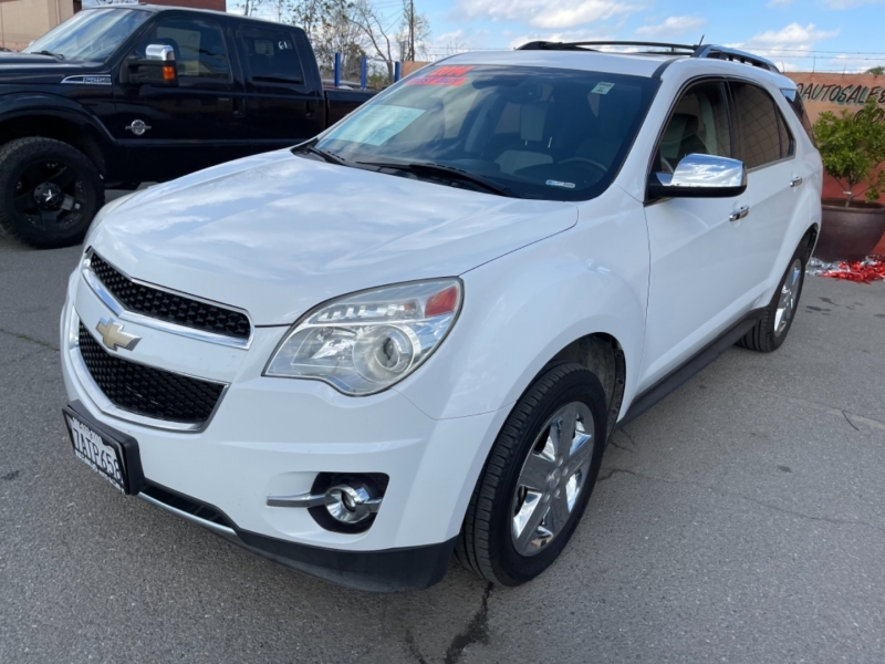 Chevrolet Equinox 2014 price $16,998