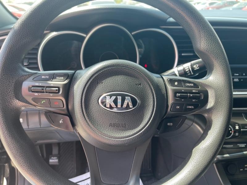 Kia Optima 2015 price $14,998
