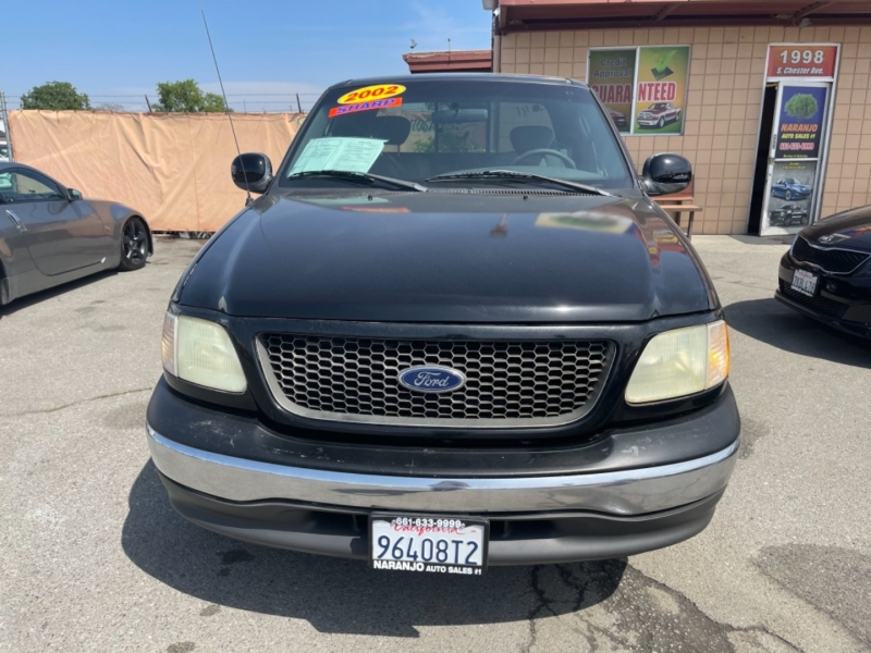 Ford F-150 2002 price $7,998