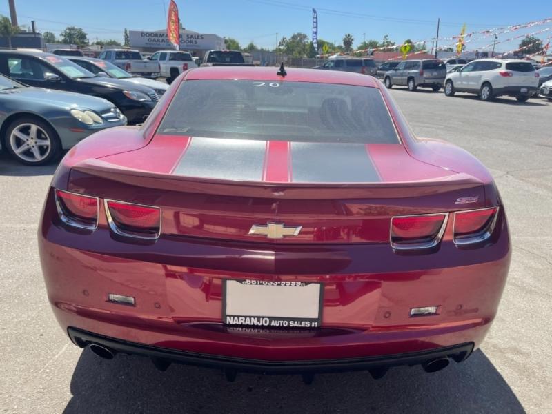 Chevrolet Camaro 2011 price $15,998