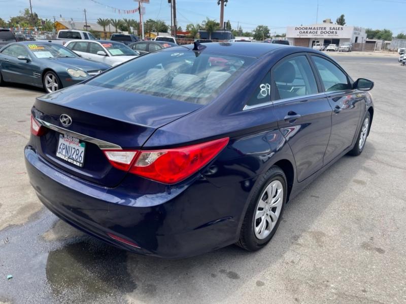 Hyundai Sonata 2011 price $6,998