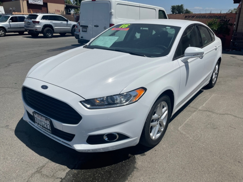 Ford Fusion 2016 price $14,316