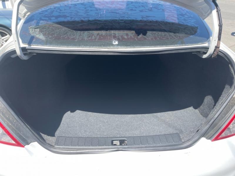 Nissan Versa 2012 price $6,460