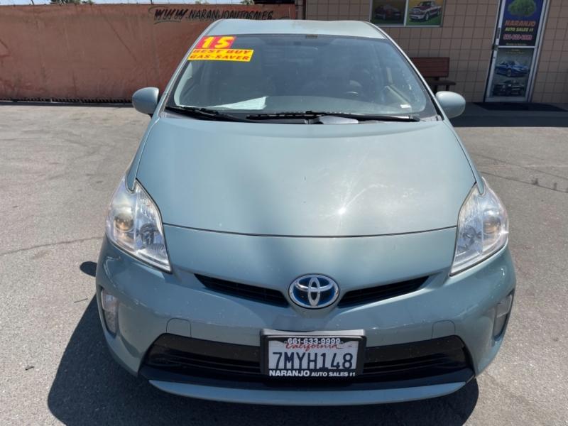Toyota Prius 2015 price $9,972