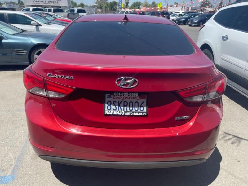 Hyundai Elantra 2016 price $14,998
