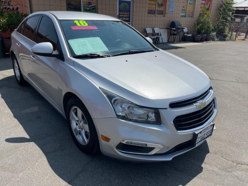 Chevrolet Cruze Limited 2016 price $13,998