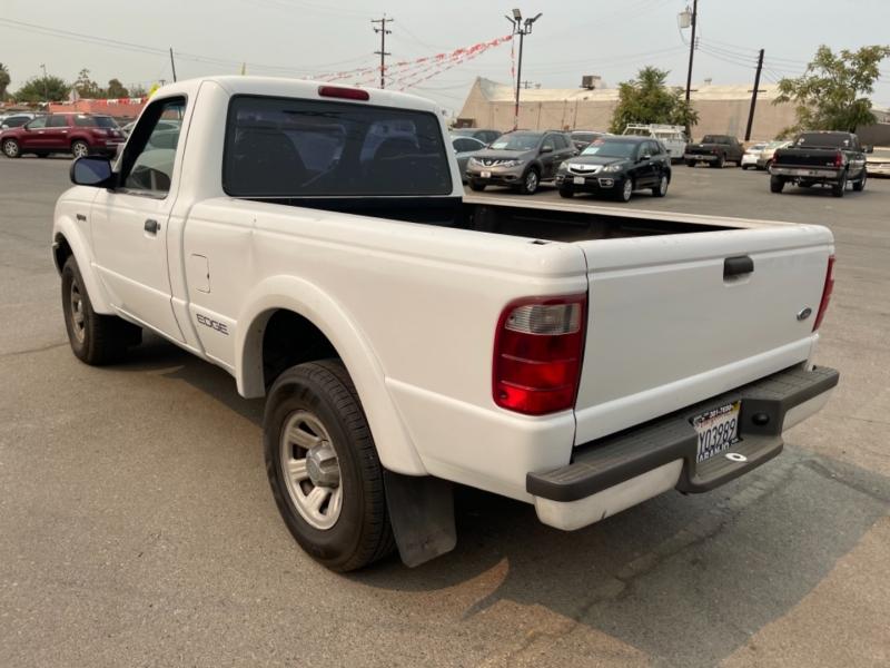 Ford Ranger 2002 price $7,300