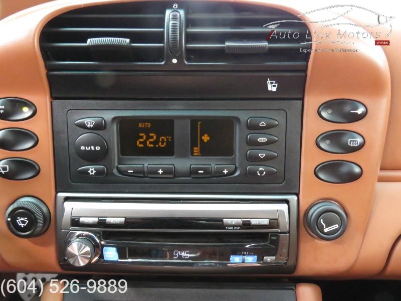 Porsche 911 Carrera 2002 price $58,888