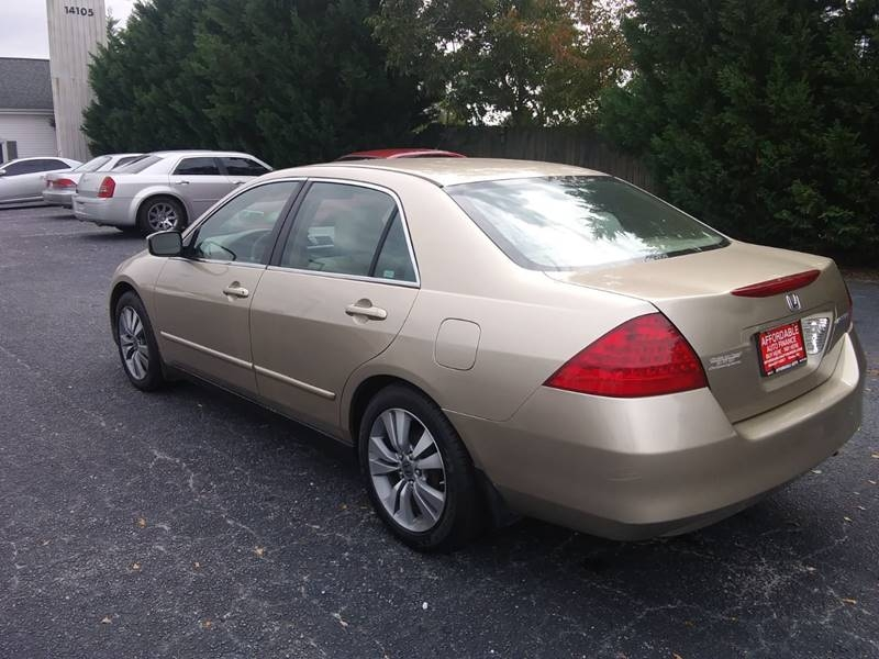 HONDA ACCORD 2007 price $7,300
