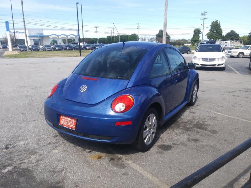 Volkswagen New Beetle Coupe 2008 price