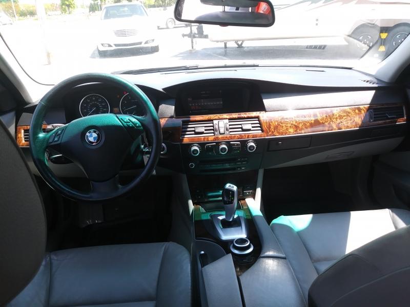 BMW 535 2008 price