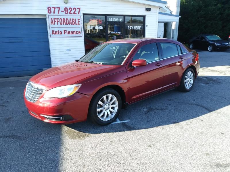 Chrysler 200 2011 price