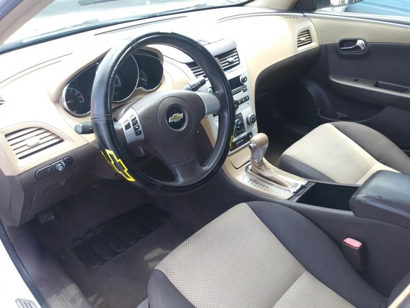 Chevrolet Malibu 2009 price