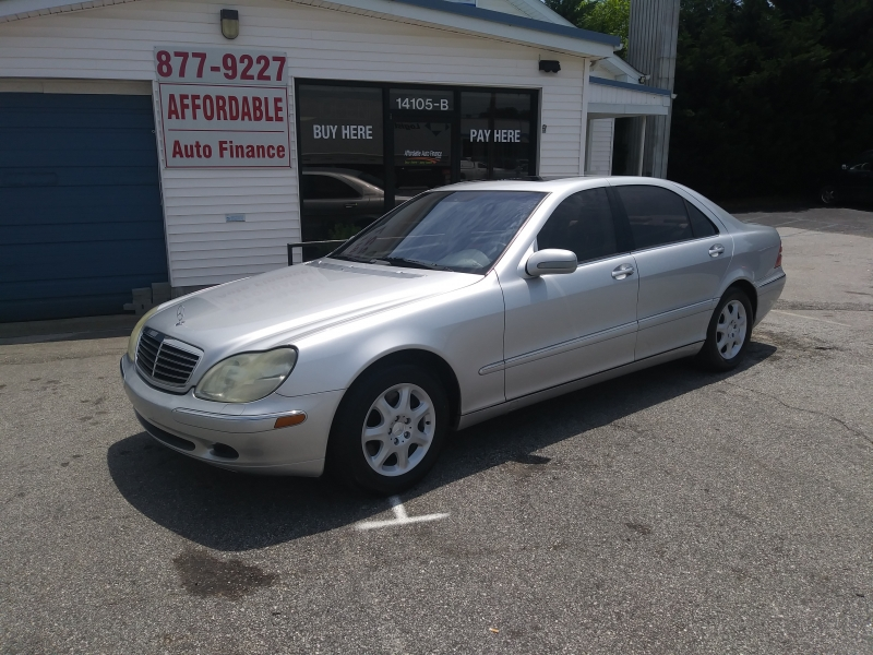 Mercedes-Benz S-Class 2000 price $7,150