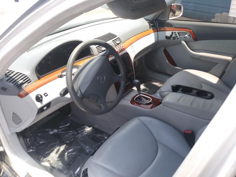 Mercedes-Benz S-Class 2000 price