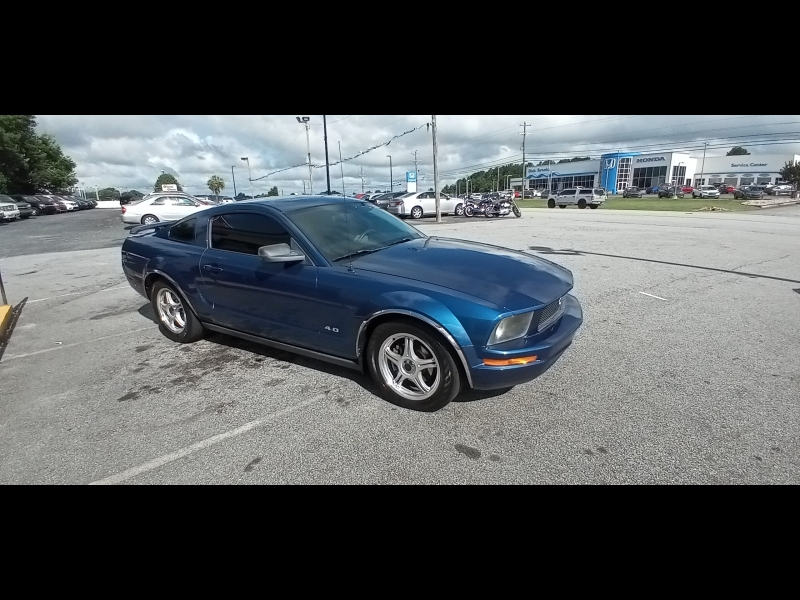 Ford Mustang 2006 price