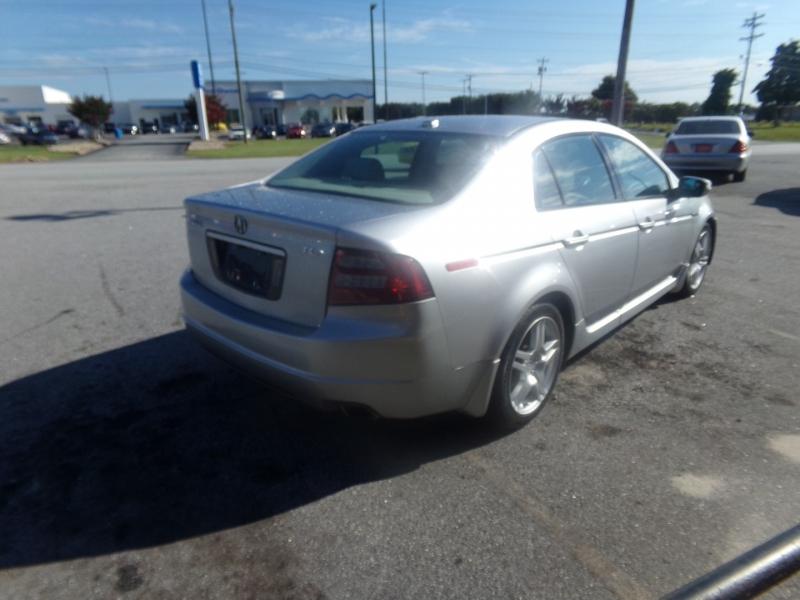Acura TL 2008 price