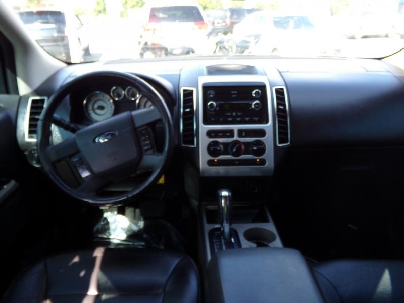 Ford Edge 2008 price