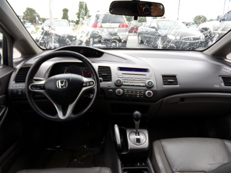 Honda Civic Sdn 2009 price