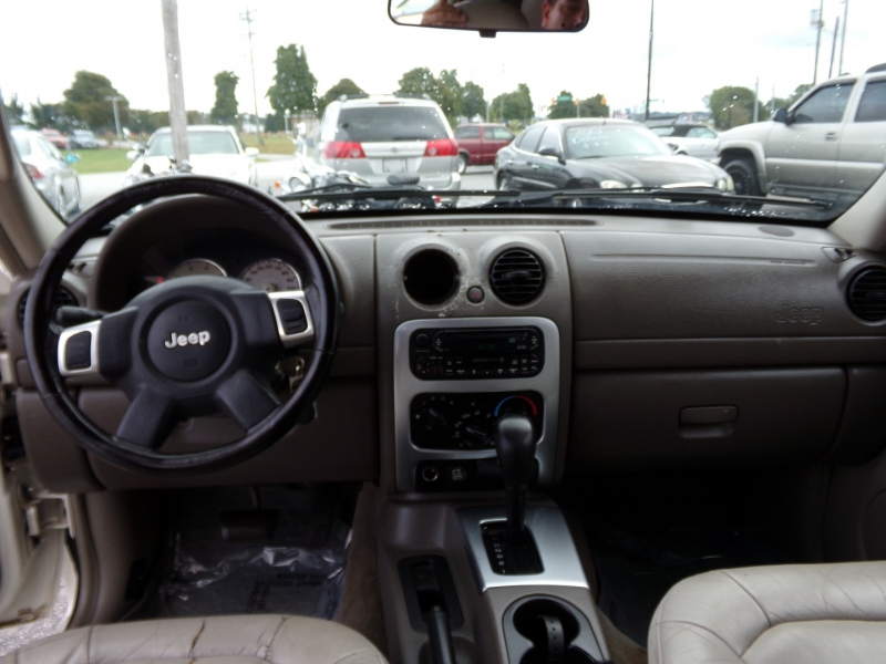 Jeep Liberty 2002 price