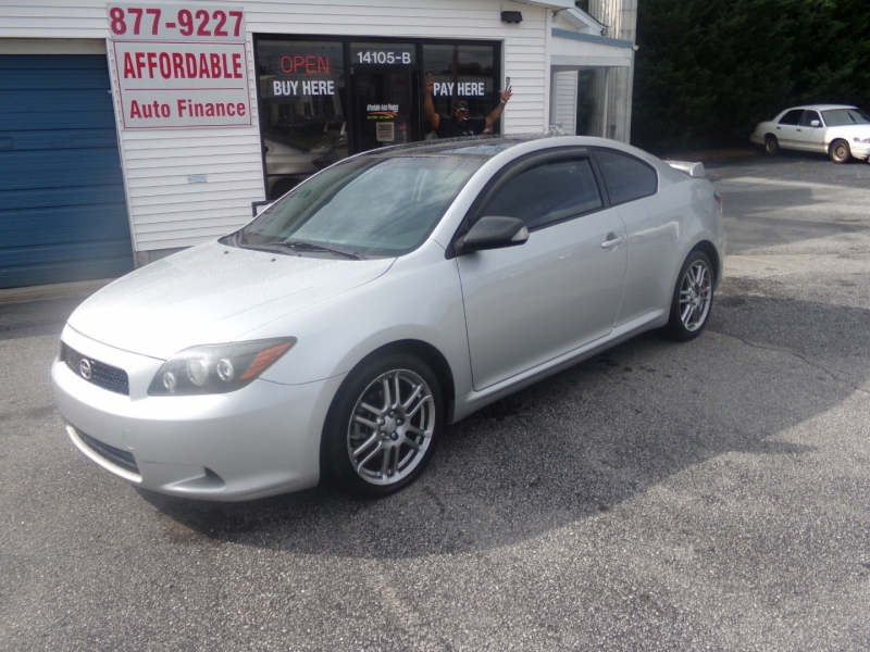 Scion tC 2010 price